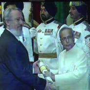 Prof. dr Predrag K. Nikić odlikovan jednim od najviših indijskih civilnih odlikovanja