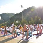 """""""Pranava"""" – međunarodni joga kamp – 2015"""