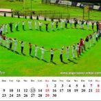 Fotografije kalendara za 2014. godinu