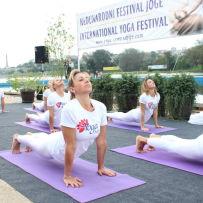 Izložba fotografija o jogi u Srbiji, 2015.