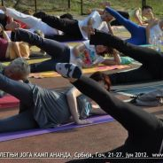 """Veliki joga kamp """"Ananda"""" – Goč"""