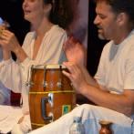 Kirtan grupa Samadhi, Dom omladine, septembar 2014