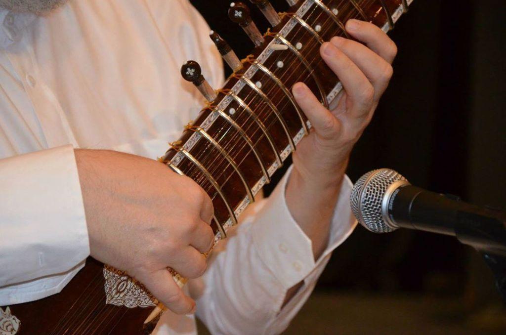 Predrag Nikić, koncert sa sitrom