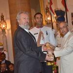 Padma Awards 2016 - Prof. dr Predrag Nikić Padma Shri