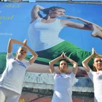Svetski dan joge – 2015.